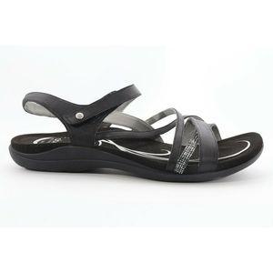 Abeo Bobbie Sandals Black size US 11( EPB)4342